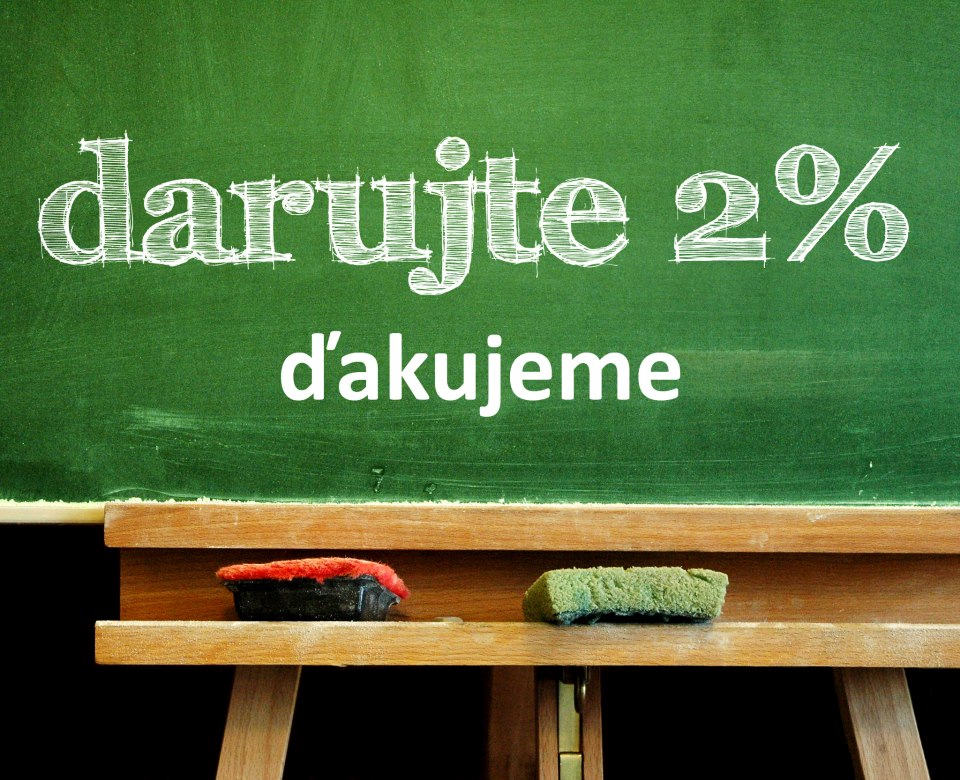Výsledok vyhľadávania obrázkov pre dopyt 2% z dane